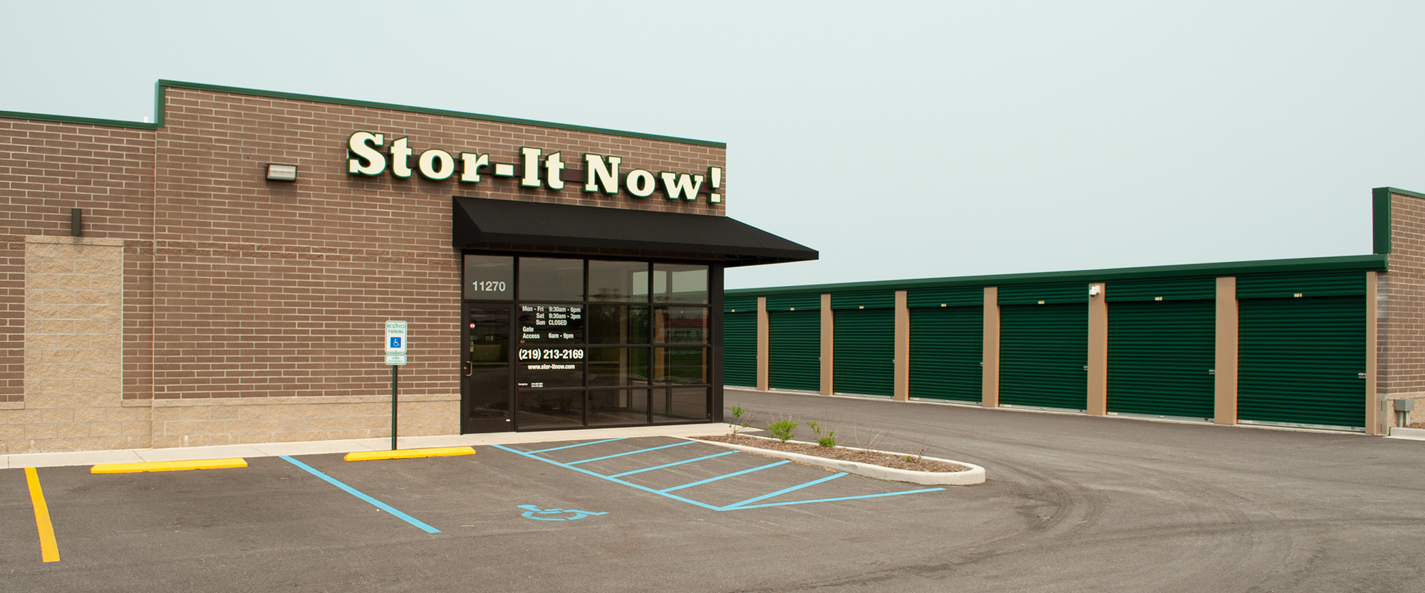 Stor-It Now Crown Point Self Storage Facility
